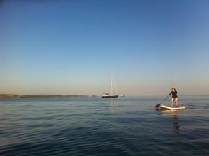 paddleboarding 1