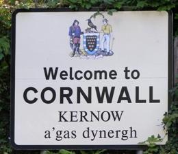 cornwall kernow