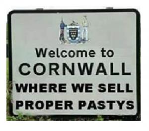 cornwall pastys